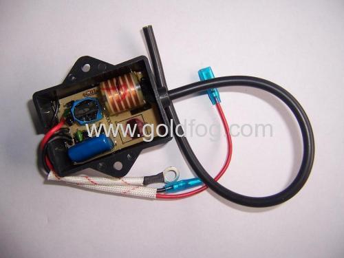 foger machine ignition system