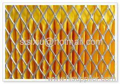 Expanded Metal Iron wire meshes