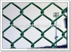 Chain Link Type Wire Fences