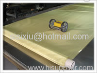 Brass Wire Mesh Sheet