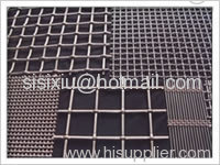 Crimped Wire Mesh Sheets