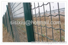 Euro Welded Mesh Fences
