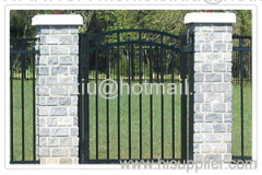 Ornamental Mesh Fence