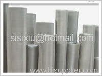 Stainless Steel Iron Wire Mesh Sheets
