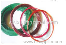 PE Coated Iron Wires