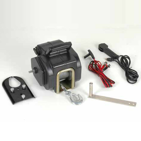 Portable Winch With 3500lb Pulling Capacity
