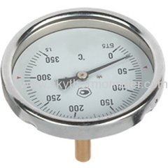 ss case pipe thermometer