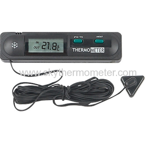 Digital Car Thermometer
