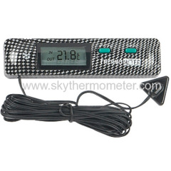 Digital Car Indoor Outdoor Thermometer