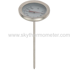 "2"" food thermometers"