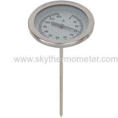 "2.5"" cooking thermometer"