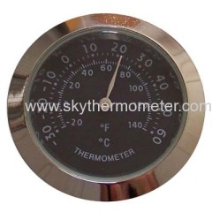 small dial insert hygrometers