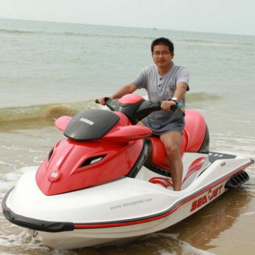 Hayabusa Motorcycle Engine Jet Ski: Water Motorcycle From China Manufacturer