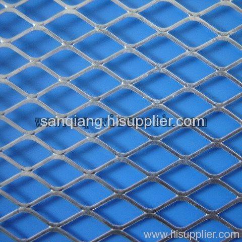 electro galvanizing expanded metal mesh