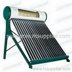 indirect solar water heater