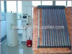 seperated solar water heater