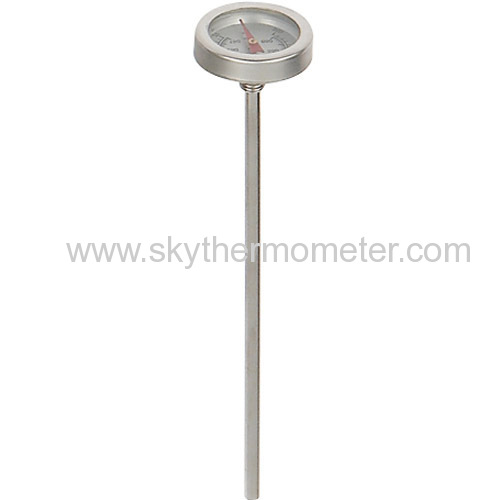 bimetal pocket thermometer