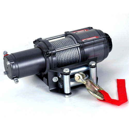 ATV Electric Winch With 3500lb Pulling Capacity (Star Model)