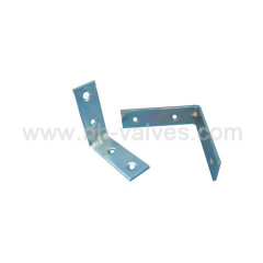 Steel corner brace