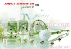 4pcs bathroom sets