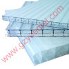 Polycarbonate Triple Wall Hollow Sheet
