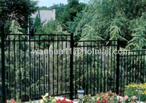 ornamental fence netting