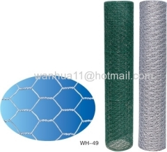 hexagonal wires mesh