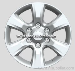 Alloy Wheel model 1 piece For SUV cars