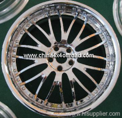 Alloy wheel Model 2 pieces
