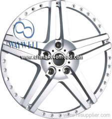 forged alloy wheel rim