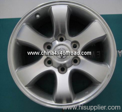 SUV cars Alloy Wheel N400