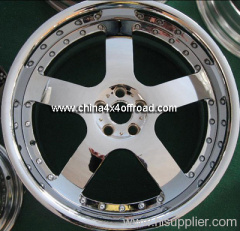 New 2009 Alloy Wheels WW022-F-19