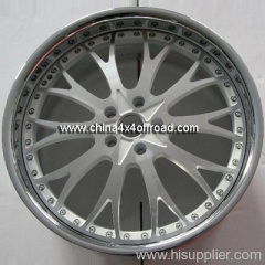 Car alloy wheel WW025F-20