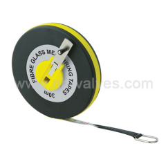 Winding back handle measuring tape