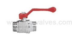 Male and Male thread ball valve