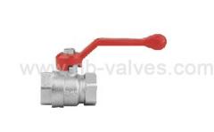Water ball valve