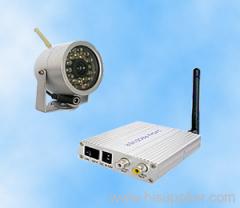 2.4GHz Wireless Outdoor Waterproof IR Camera kit