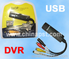 One Channel USB Video and Audio Capture