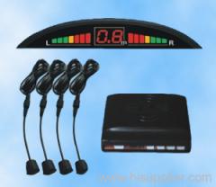Wireless Car Parking Sensor with Waterproof Sensor