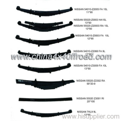 suspension springs MS-008