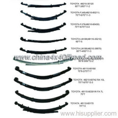 chevy leaf springs