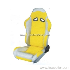 bride racing seats