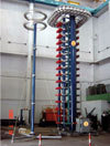 impulse voltage generator automatic testing device
