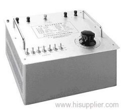 instrument transformer load box