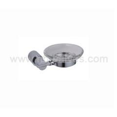 Shower soap dish