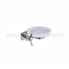 Ceramic dish soap holder