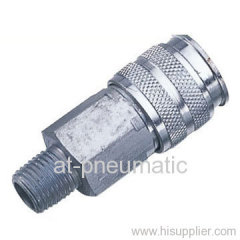 air coupler steel types