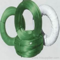 PVC Coated galvanzied iron wires