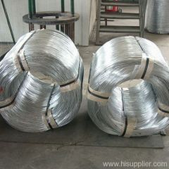 galvanzied stainless steel wire