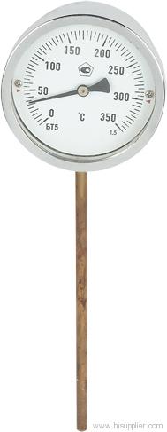 Bimetal Pipe Thermometer